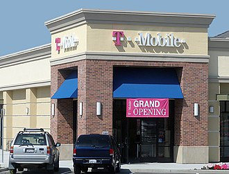 A T-Mobile store in San Jose, California Tmobilestore.jpg