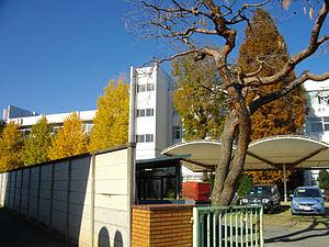 Tokyo Seitoku University Fukaya High School.JPG
