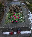 Tomb of Zofia Smólska and Edward Solon at Central Cemetery in Sanok 1.jpg