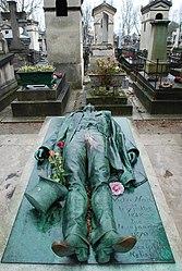 Jules Dalou: Tomb of Victor Noir