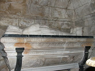 Charles, Count of Maine - Tomb of Charles, Count of Maine