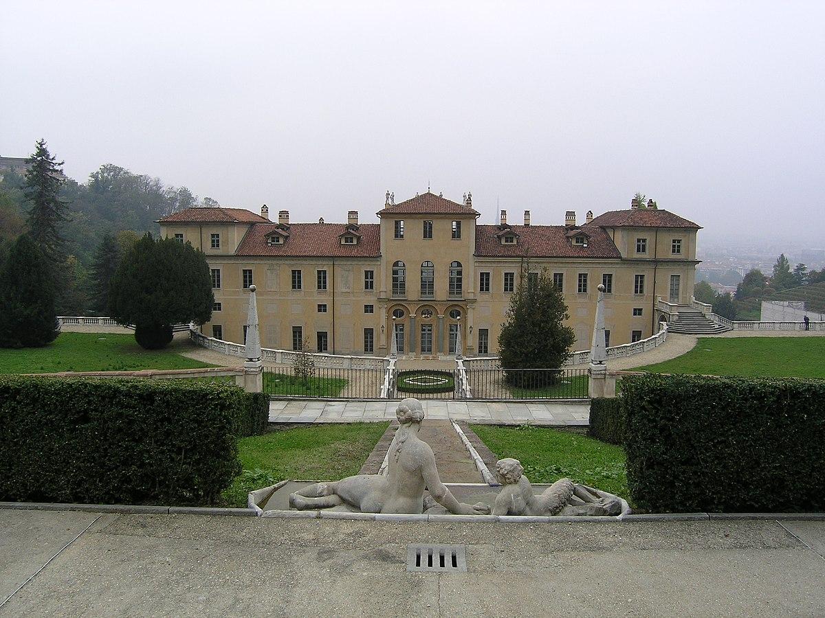 Villa della regina wikipedia - La casa della lampadina torino ...