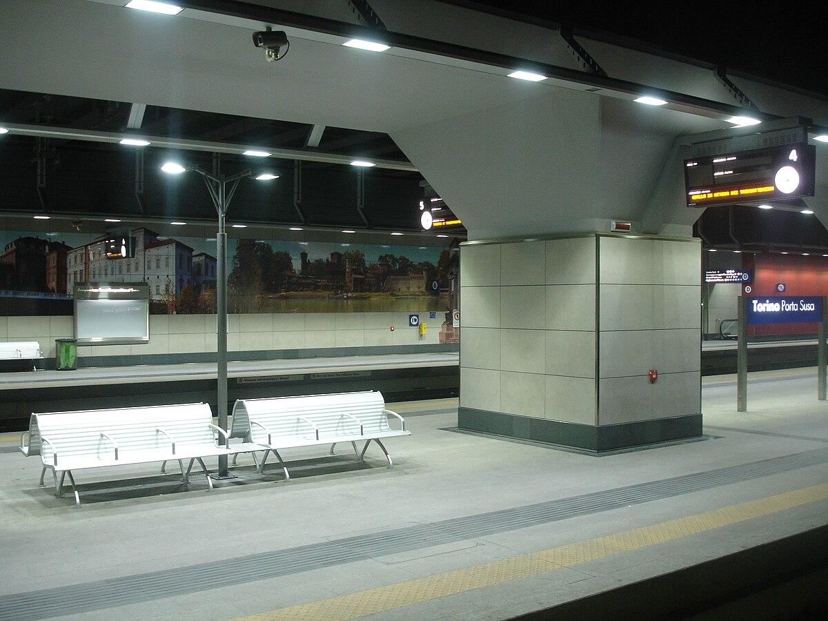 Torino porta susa wikip dia - Porta susa stazione ...