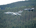 Tornados of the famous Dambusters 617 Squadron Scream Through the Picturesque Derwent Valley MOD 45147544.jpg