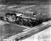 Malton Airport in the 1930s