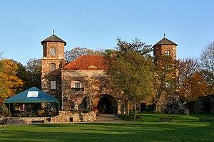 Toszek - Toszek Castle