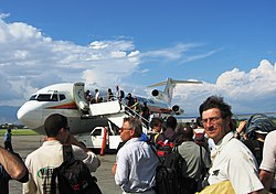Toussaint Louverture International Airport 24 april 2006 year.jpg
