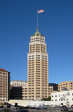 Tower Life Building United States historic place