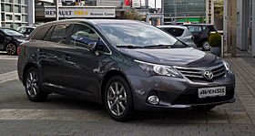 Image illustrative de l'article Toyota Avensis