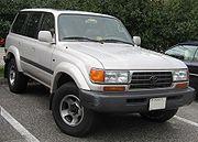 1995-1997 Toyota Land Cruiser (US)