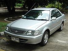 toyota tercel wikipedia rh en wikipedia org Toyota Yaris toyota soluna manual