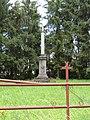Trélon (Nord, Fr) statue de la Vierge D 963 au nord de Trélon.jpg