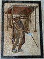 Tragic actor, Roman mosaic II-III century AD, Cordoba, Spain.jpg