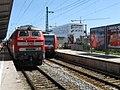 Trains at Muenchen-Pasing station - geo.hlipp.de - 26564.jpg