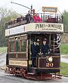 Tram No. 20, Beamish Museum, 11 April 2012 (1).jpg