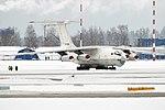 Transaviaexport Airlines, EW-78799, Ilyushin IL-76TD (45939730104).jpg