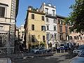 Trastevere - v s Onofrio e p della Rovere P1020194.JPG