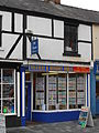 Travel shop, Crewe.JPG
