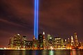 Tribute in Light memorial on September 11, 2010.jpg