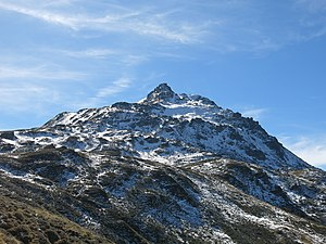Tristkopf from the north