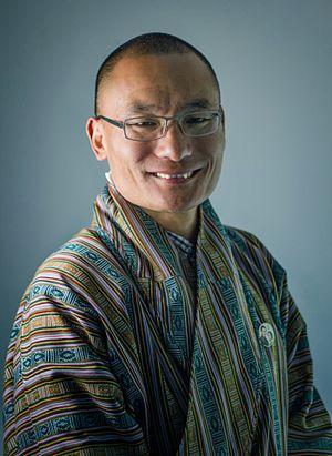 affiche Tshering Tobgay