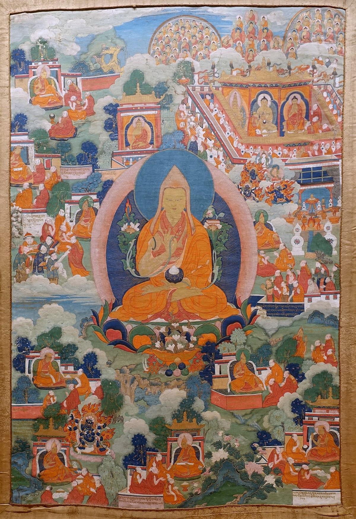 Je Tsongkhapa - Wikipedia