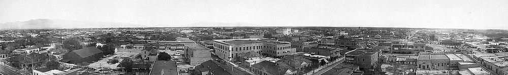 Tucson, 1909