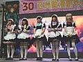 Tukuyomi Maid Café maids on PF30 stage 20190518a.jpg