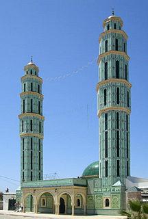 Zarzis Place in Médenine, Tunisia