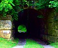 Tunnel under Norfolk Southern Railway, Russell County, Virginia.jpg