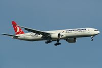 TC-JJI - B77W - Turkish Airlines