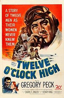<i>Twelve OClock High</i> 1949 film by Henry King
