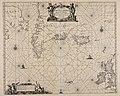 Typus maritimus Groenlandiae, Islandiae, Freti Davidis, Insulae Iohannis Mayen et Hitlandiae,... - CBT 5871214.jpg