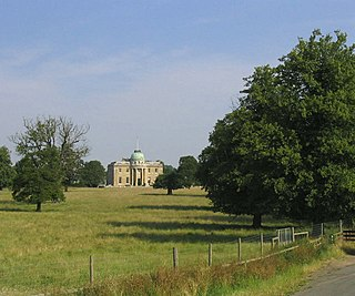 Tyringham Hall Grade I listed English country house in Aylesbury Vale, United Kingdom