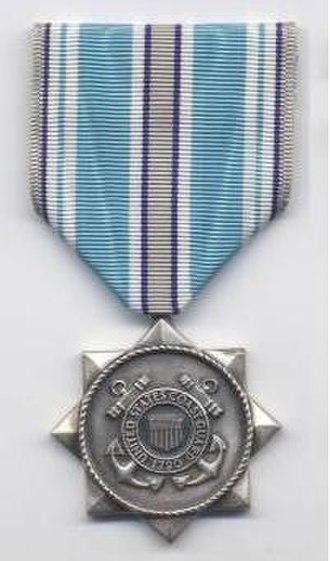 California Maritime Academy Corps of Cadets - Image: U.S. Coast Guard Meritorious Public Service Medal