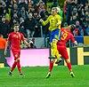 UEFA EURO qualifiers Sweden vs Romaina 20190323 Emil Krafth 4.jpg