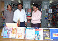 UGC team in library.jpg