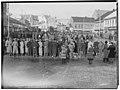 UI 198Fo30141702150046 Hirdmønstring i Sarpsborg. Hirdmønstring i Sarpsborg. Orvar Sæther og Per Dahlen taler 1941-03-16 (NTBs krigsarkiv, Riksarkivet).jpg
