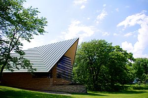 First Unitarian Society of Madison - Image: UM 2