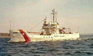 USCGC Cactus (WLB-270) - USCGC Cactus