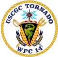 USCGC Tornado WPC-14 COA.png