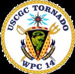 USCGC Tornado WPC-14 COA