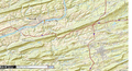 USGS National Map Viewer of Nescopeck Borough and Township, Pennsylvania.png
