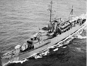 USS Carpellotti (APD-136)
