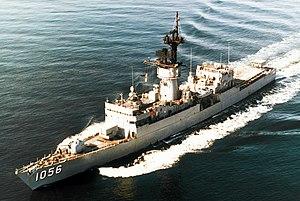 The USS Connole (FF-1056)