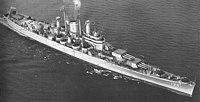 USS Des Moines (CA-134) underway at sea on 15 November 1948.jpg