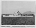 USS Enterprise (CV-6) at anchor, circa 1939 (NH 54226).tiff