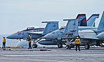 USS Ronald Reagan (CVN-76) - F-A-18E Super Hornet VFA-137 (14355729735).jpg