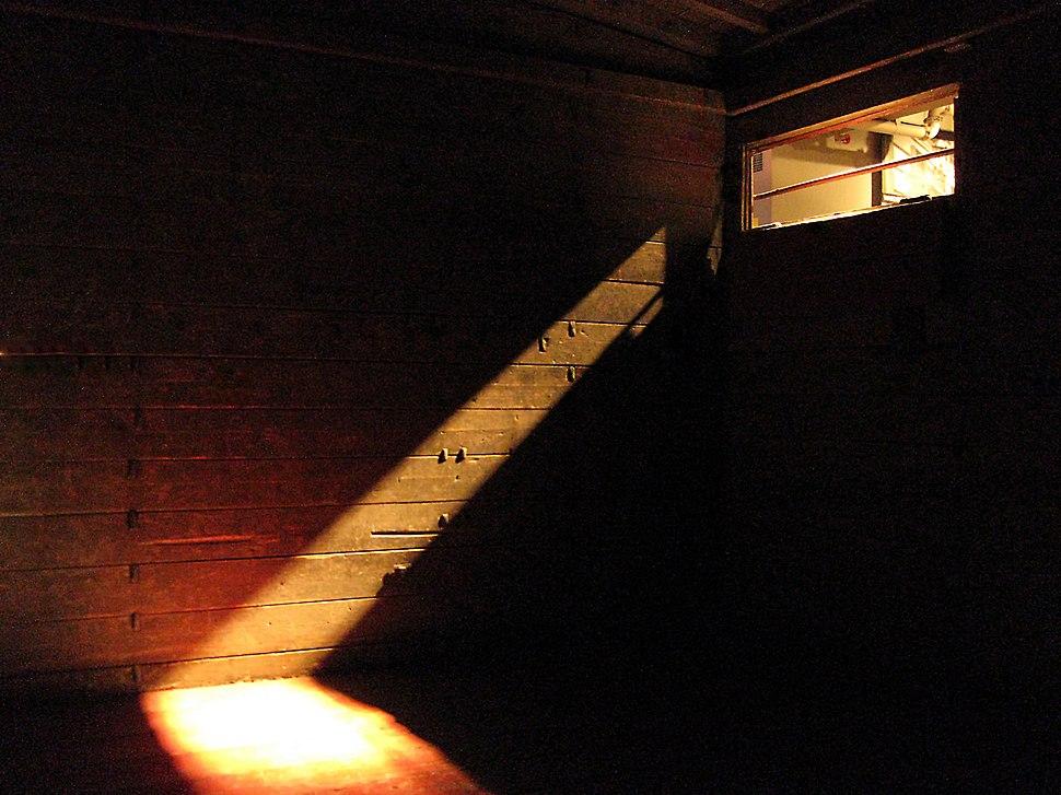 US Holocaust Memorial Museum - Boxcar