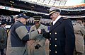 US Navy 021207-N-2383B-716 Navy and USMC leadership celebrate Navy victory over Army.jpg